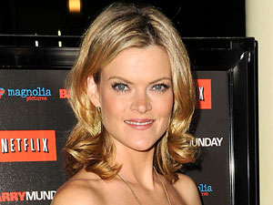 Missi Pyle at the The Los Angeles Premierer of 'Barry Munday'