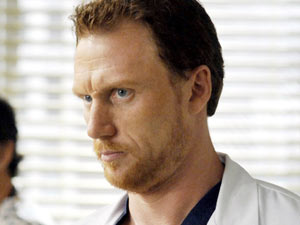 Owen Hunt from Grey's Anatomy