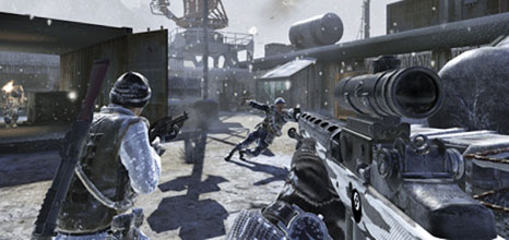 Call of Duty: Black Ops gaming feature preview