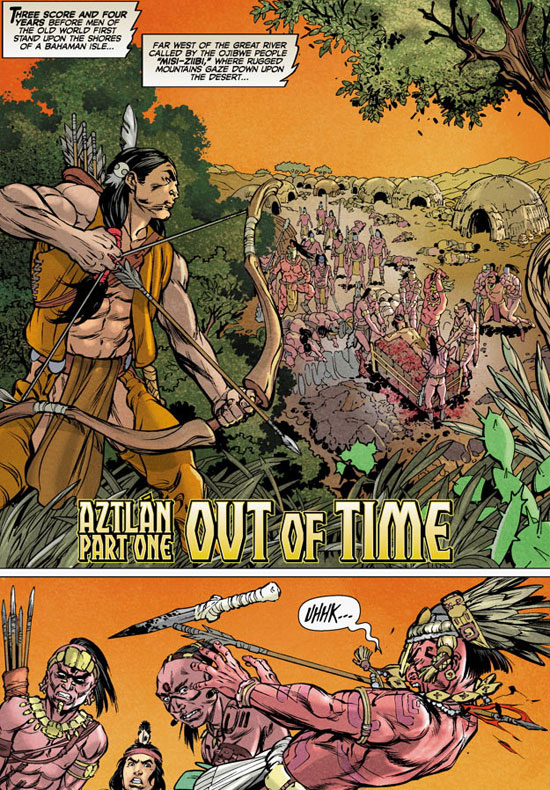 Turok, Son of Stone artwork teaser