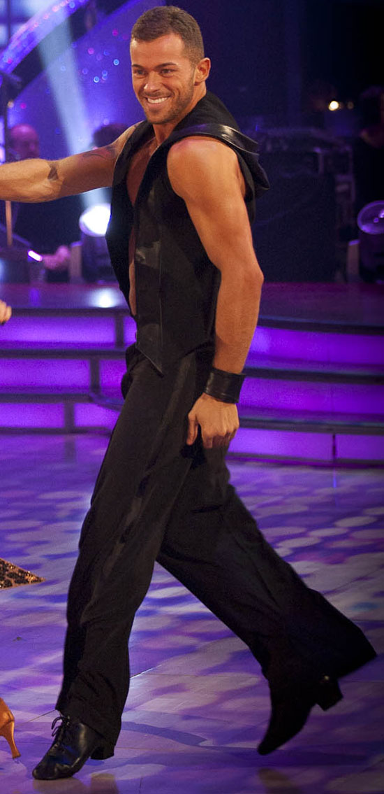 Artem from Strictly Come Dancing