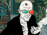 'Transmetropolitan', the series from DC Comics