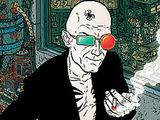 'Transmetropolitan', the series from DC Comics