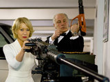 Still from the movie &#39;Red&#39;, starring Bruce Willis and Helen Mirren
