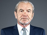 Lord Alan Sugar from The Apprentice