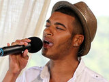 X Factor hopeful Marlon McKenzie