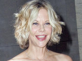 Meg Ryan arrives at the season opening night performance of 'Das Rheingold'