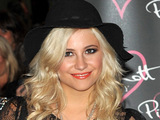 Pixie Lott photocall at House of Fraser, Oxford Street