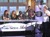 The American Idol judges