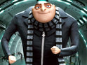 Steve Carell gets devious as supervillain Mr Gru in Despicable Me.
