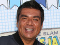 George Lopez credits Sandra Bullock with helping him to launch his television career.