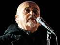 'Red Rain' singer Peter Gabriel is to perform a series concerts in North America later this year.