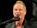 Sting urges fans to donate money to aid flood victims in Australia's Queensland region.