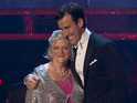 "Ann Widdecombe says that it would have been a ""travesty"" if she had stayed on Strictly Come Dancing."