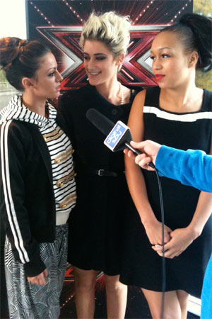 The X Factor Girls
