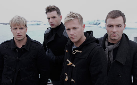 Westlife - Wallpaper Actress