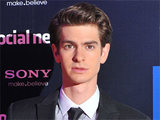 Andrew Garfield at the Paris premiere of The Social Network, France