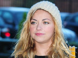 Charlotte Church outside Key 103 Radio to promote her new album 'Back To Scratch'