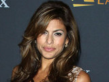 Eva Mendes at the Los Angeles Philharmonic 2010/2011 Season Opening Night