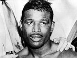 Legendary boxer Sugar Ray Robinson
