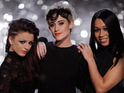 "Rebecca Ferguson admits that she and Cher Lloyd were not ""best friends"" during The X Factor."