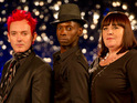 Storm Lee and John Adeleye chat to DS about their X Factor chances.