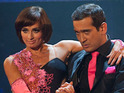Strictly partners Jimi Mistry and Flavia Cacace are apparently spotted holding hands at an awards show.