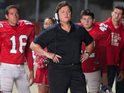 Dot-Marie Jones reveals that she is thrilled to have landed a role as Coach Beiste in Glee.