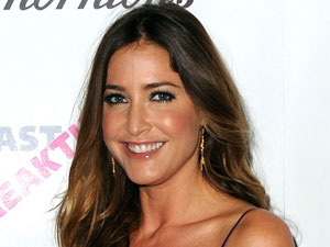 Lisa Snowdon at The Inspiration Awards for Women