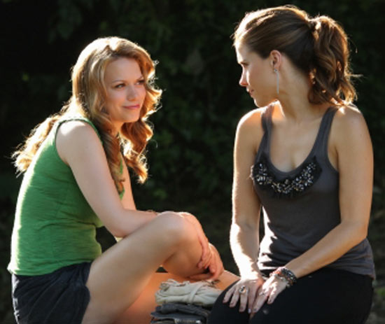 One Tree Hill: S08E05 - Nobody Taught Us to Quit