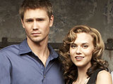 Lucas and Peyton from 'One Tree Hill'