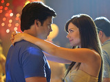 Clark and Lois from Smallville S10E04
