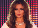 Cheryl Cole hits back at Rebecca Ferguson's X Factor critics.