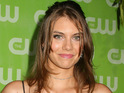Lauren Cohan signs up for a role in the second season of The Vampire Diaries.
