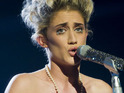 Katie Waissel's older sister criticizes Facebook and Twitter users for insulting the X Factor star.