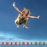 Shakira - Loca single cover