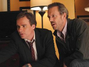 House S07E05: Wilson and House