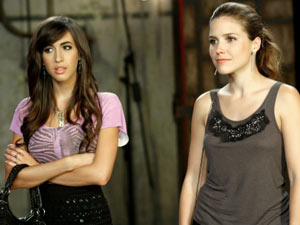 One Tree Hill: S08E05 - Brooke and Mia
