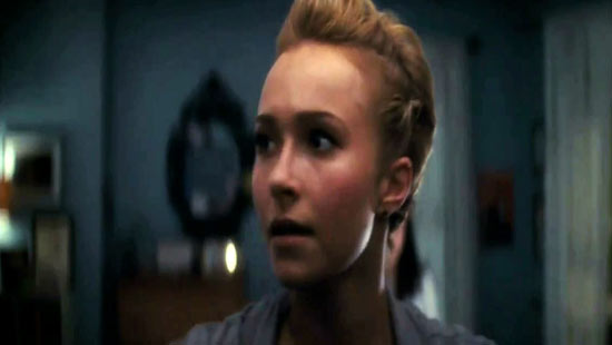 Heroes star Hayden Panettiere plays Kirby Reed.