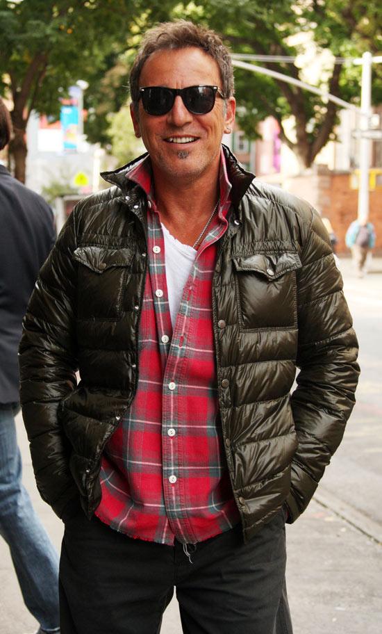 Bruce Springsteen - Wallpaper
