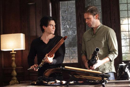 The Vampire Diaries: S02E07: Masquerade
