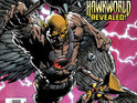 James Robinson refuses to comment on rumors that he is working on a new Hawkman project.