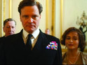 Colin Firth blasts US censors for awarding his film The King's Speech an R rating.