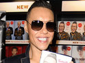 Gok Wan says that he does not enjoy days off and gets bored of time alone.