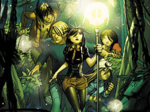 'Runaways' from Marvel Comics
