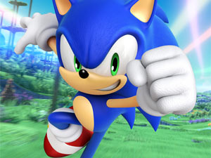 Sonic Colours Wallpaper