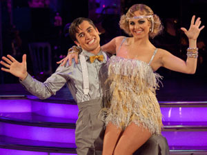 Strictly Come Dancing: Tina OíBrien and Jared Murillo