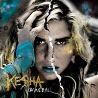 Artwork for the album 'Cannibal', from Ke$ha