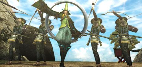 Gaming Review: Sengoku Basara: Samurai Heroes