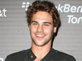 Grey Damon attending the Blackberry Torch launch party